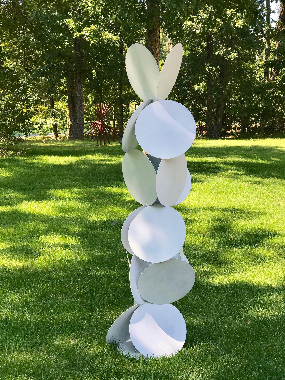 Ottava Tall Abstract Garden Sculpture Art Sculpture Art