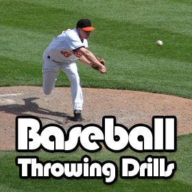4 Incredible Baseball Throwing Drills Getbaseballdrills Com Baseball Baseball Reading Youth Baseball