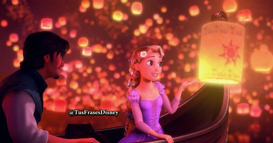 Veo En Ti La Luz Enrredados Princesas Disney Flynn Rider Enredados
