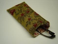 DIY Tutorial DIY Bag Sunglasses Case / DIY  Personalized Sunglasses Case - Bead&Cord
