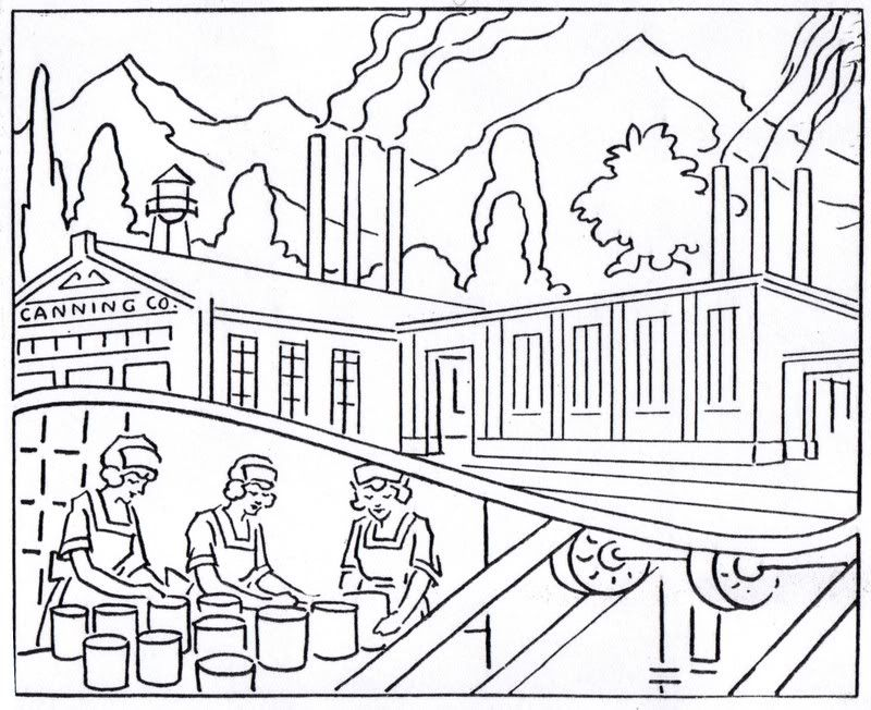 Industrial Revolution Coloring Book Industrial Revolution