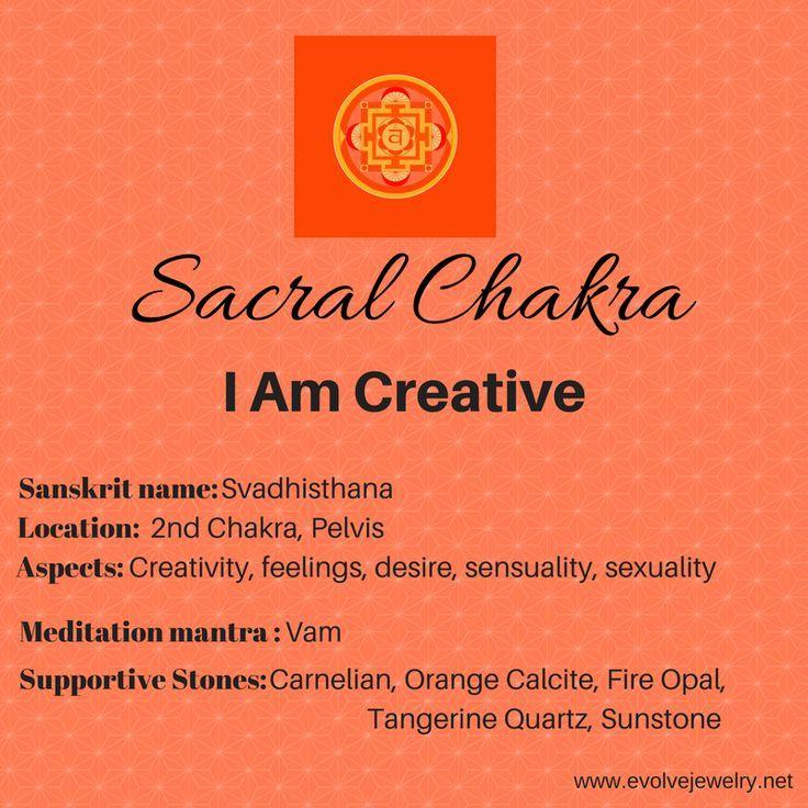 Sacral Chakra (Svadhisthana) meditation and healing tips