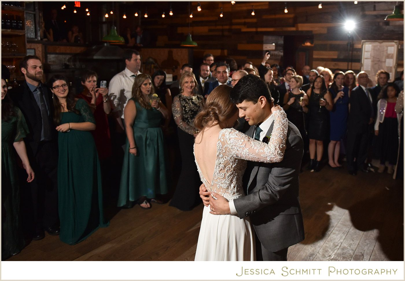 Brooklyn Winery Wedding Congratulations Caitlin and Steve
