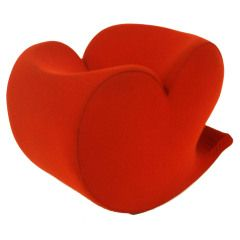 Armchair Soft Heart- Ron Arad- Moroso