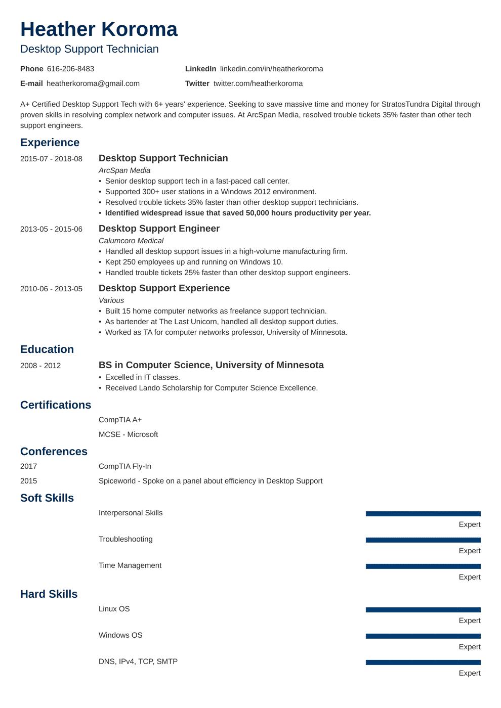 bookkeeper resume template minimo in 2020 Job resume