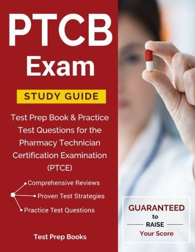 Ptcb exam study guide test prep book practice test questions ptcb exam study guide test prep book practice test questions for the pharmacy technician fandeluxe Images