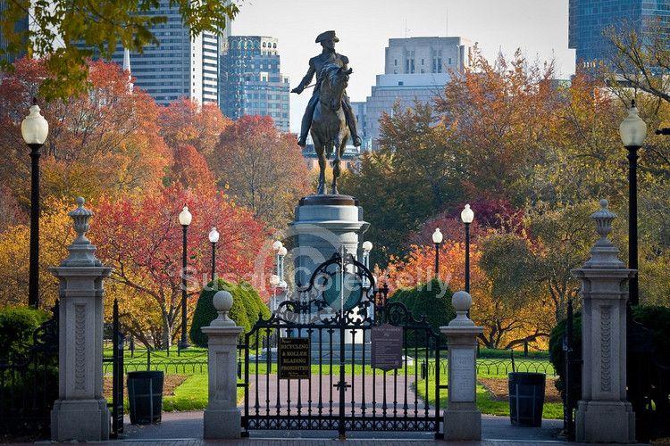 Boston, Massachusetts Boston public garden, Great places
