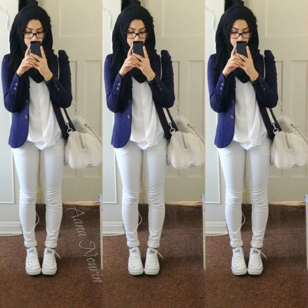 Hijab Style Swag Google Fashions Pinterest Hijab Styles Casual And Swag