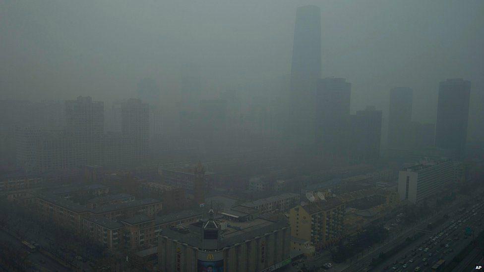 Sabías que Cómo la inteligencia artificial ayuda contra la polución en China