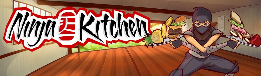 Ninja Kitchen Game  Play this free game where you play a