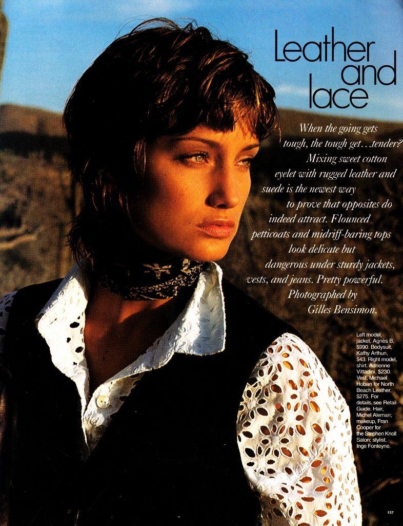 Grace Bol SUD,Anja Leuenberger CHE Sex pictures Morjana Alaoui,Jane How (born 1951)