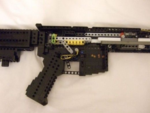 Simple To Build Lego Guns Alex Pinterest Lego Lego Guns And