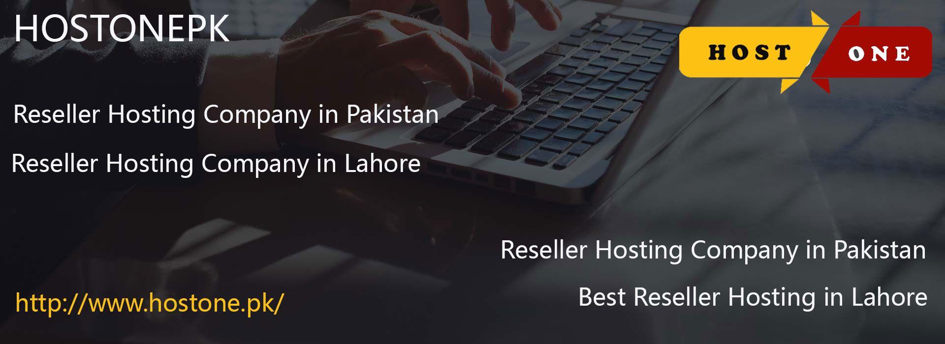 hostonepk now delivering best services of reseller hosting in pakistan our reseller hosting services include