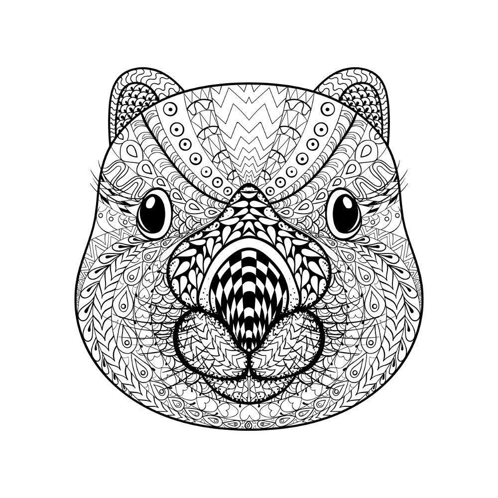37 Best Adults Coloring Pages Updated 2018 Animal