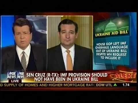Sen Ted Cruz (R-TX): Republicans Need To Stand For Principle On Obamacar...
