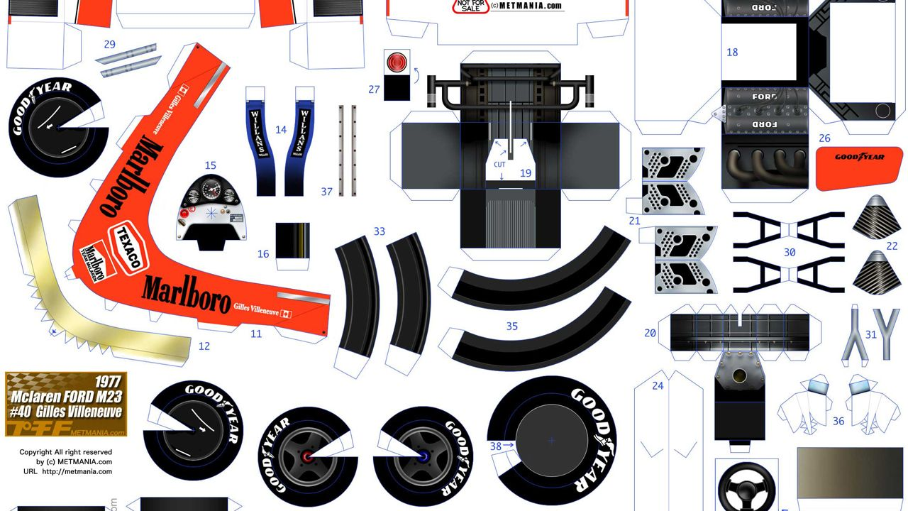 now you can build an f1 car in your living room