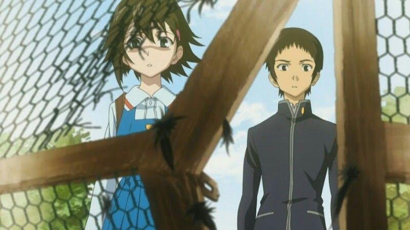 Isurugi Noe e Nakagami Shinichiro