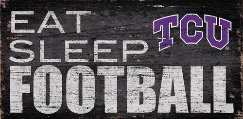Tcu Texas Christian Football Sign Wall Art Football Signs Iowa Hawkeye Football Mizzou Football