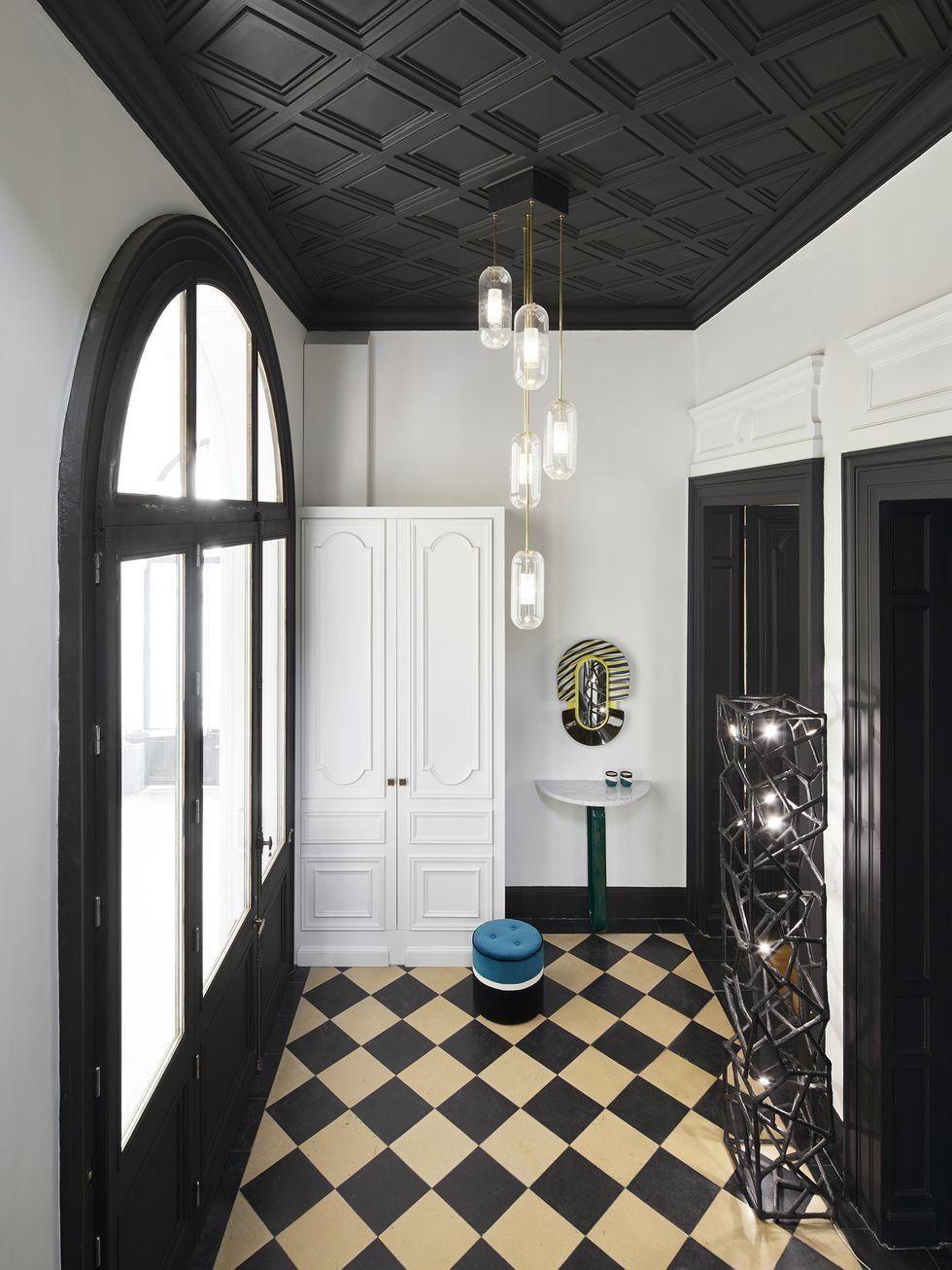 Una casa señorial en París renovada  Casas, Decoración de unas y