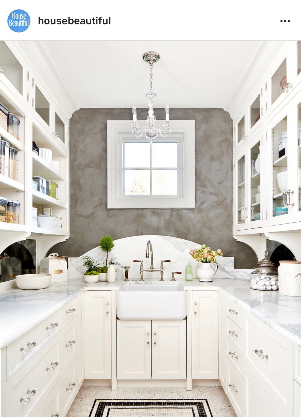 Cabin Kitchens, White Kitchens, Instagram White, Kitchen Pantry, House Beautiful,