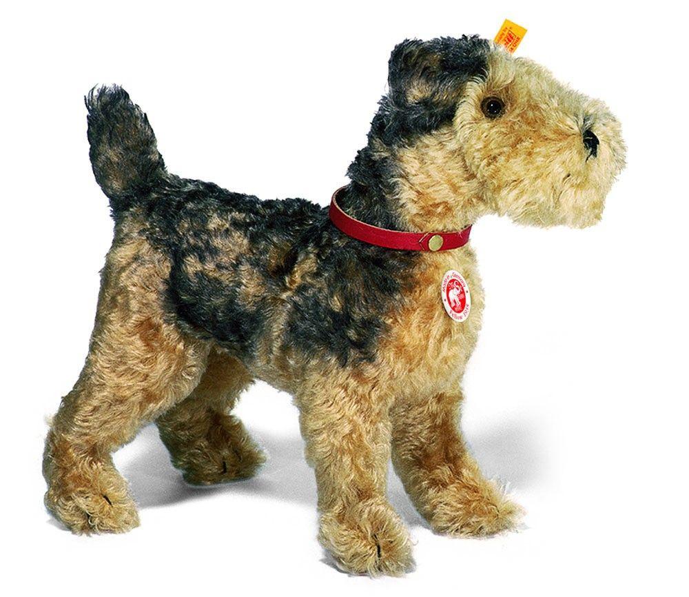 Classic 1935 Fellow Terrier Haus Und Hoftiere Kuscheltiere Fur Kinder Kuscheltiere Steiff Tiere Terrier Hunde
