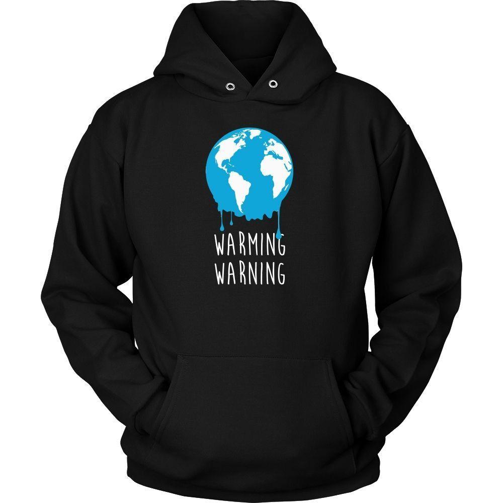 Ecology T Shirt - Warming Warning