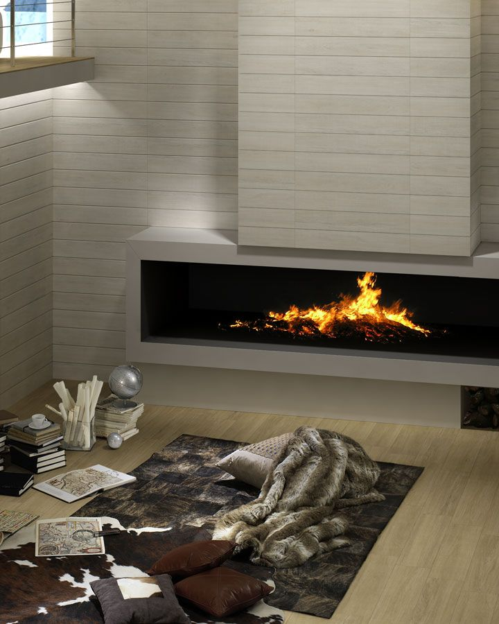 Orsa cr beige 44 3x89 3cm pavimento porcel nico for Azulejo de parquet negro imitacion