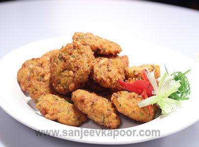Rice pakoda recipes pinterest rice sanjeev kapoor and gram flour food forumfinder Image collections