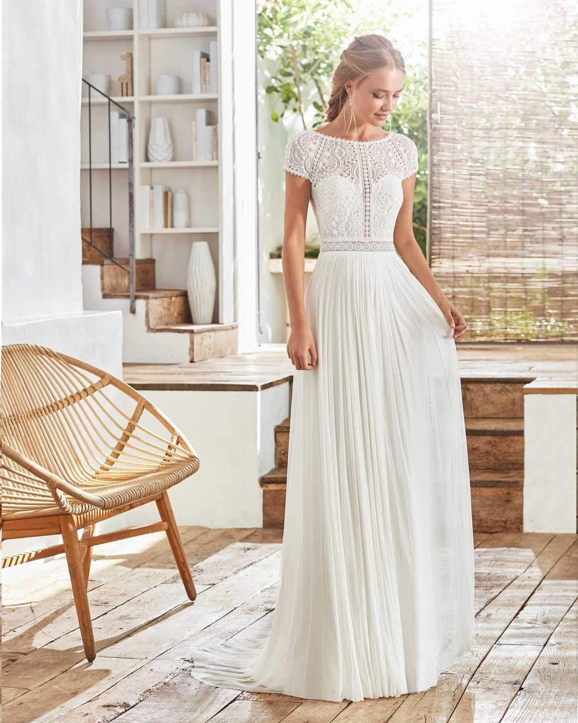 Calista Rosa Clara  Brautmode, Brautkleid, Kleider hochzeit