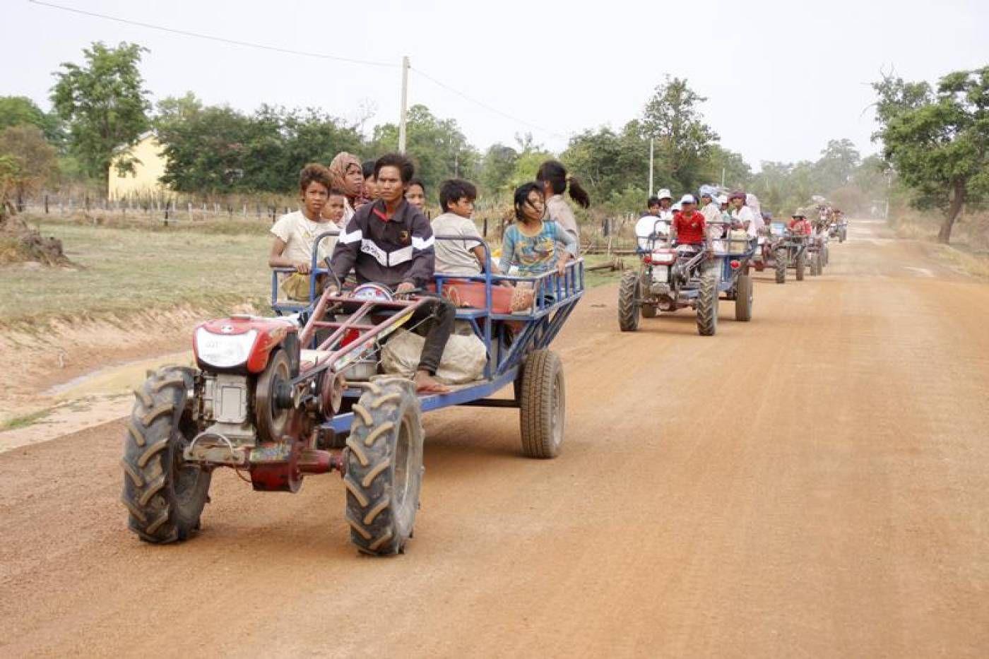 Cambodian farmers sue Thai sugar group Mitr Phol over