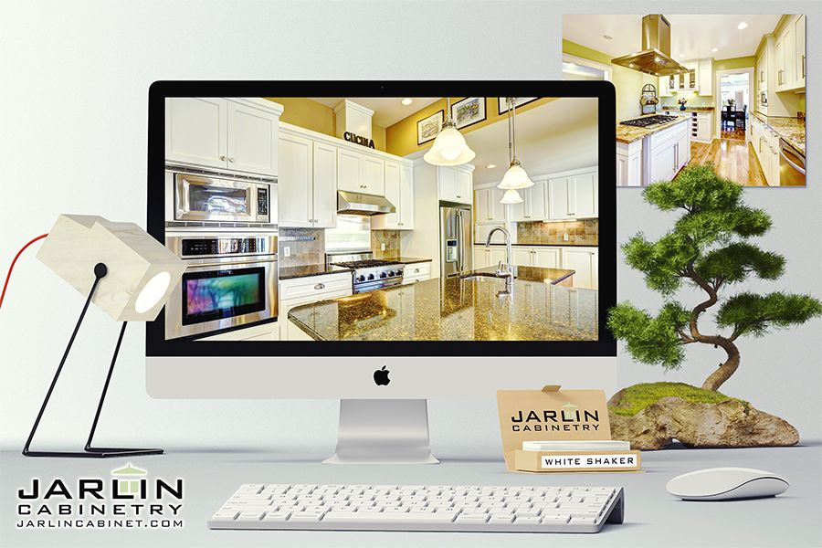 Best Jarlin Cabinetry White Shaker Cabinets Our Best Seller 400 x 300