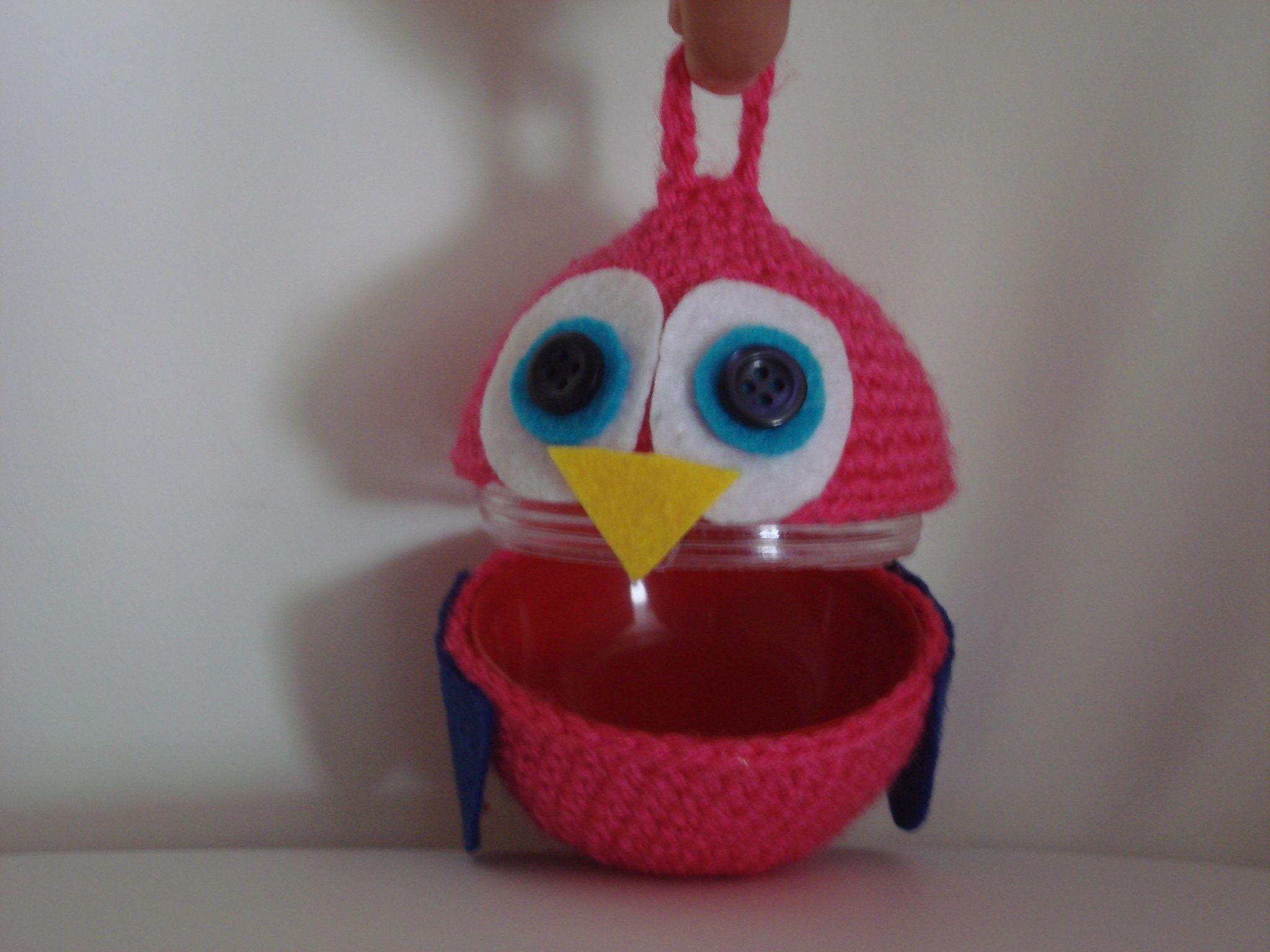 Amigurumilacion : Http: amigurumilacion.blogspot.com.es buho huevo amigurumis