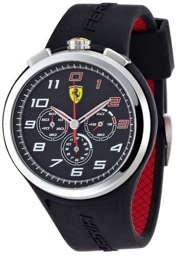 9901c0aa10eb Ferrari 830100 – Reloj analógico de cuarzo para hombre