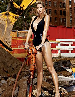 Jackhammer is listed (or ranked) 1 on the list Hottest Ivanka Trump Photos