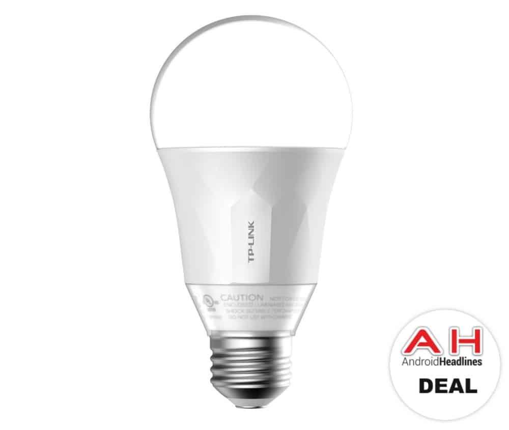 Deal Tp Link Smart Led Light Bulbs For 15 99 6 12 17 Led Light Bulbs Tp Link Led Light Bulb