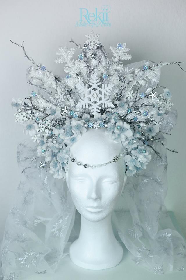 Eiskönigin Haarschmuck | eBay #queenshats