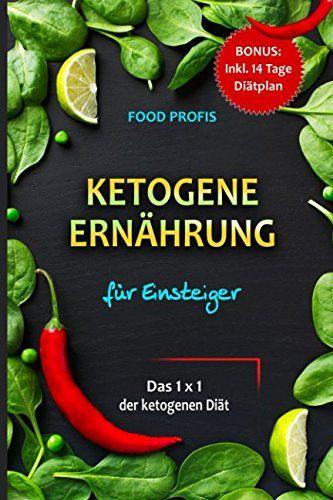 Ketogene Ernährung für Einsteiger: Das 1x1 der ketogenen..