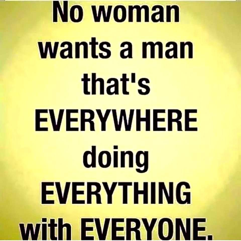 Women Wants A Man – Love Quote