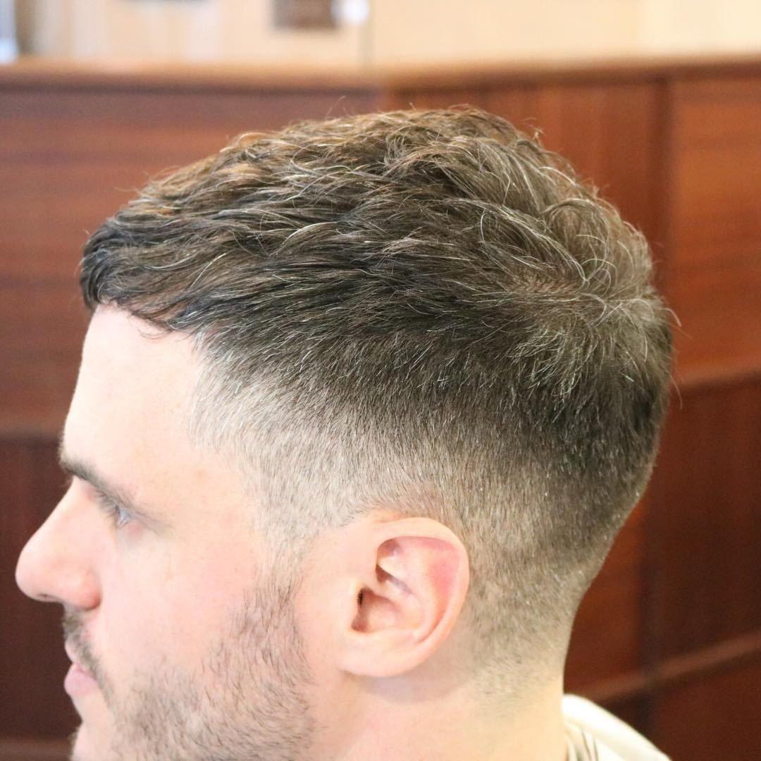 20 coupes de cheveux très courtes pour les hommes #cheveux #coupes #courtes #hommes | Coupe ...