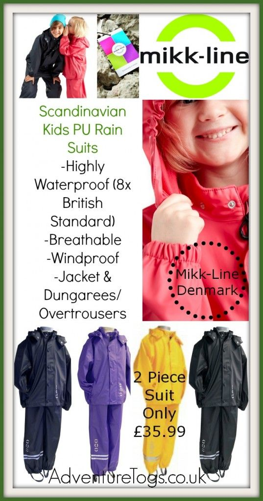 fc3852b11 Pin on Childrens Waterproof Suits