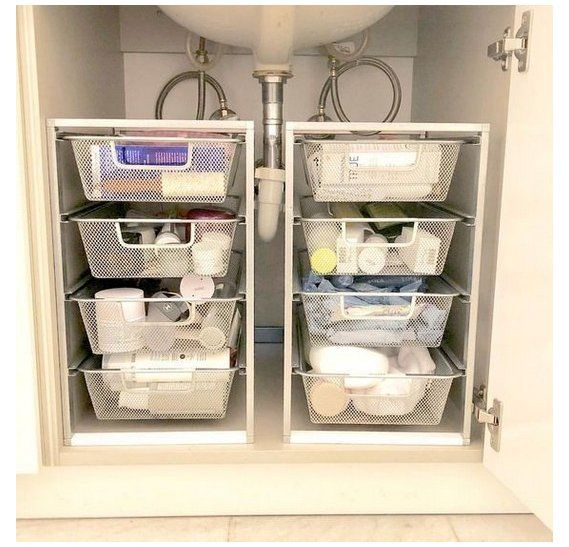 50 Smart DIY Kitchen Storage Solutions For Your Small Kitchen - Image 18 of 20 #kitchenstorageorganization