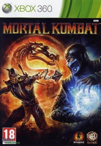 120 2 Jugadores Mortal Kombat Juegos Para Xbox 360 Personajes De Mortal Kombat