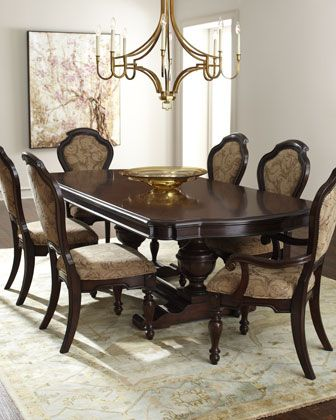 Regan Dining Furniture At Horchow Niiiice For The Home