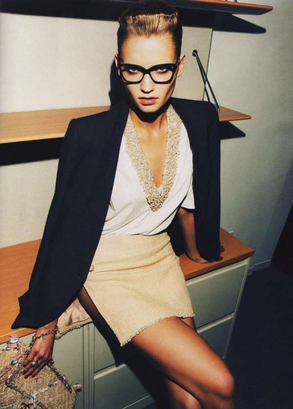 Provocative Work Fashion | Specs Appeal | Fashion, Work ...