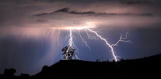 Výsledek obrázku pro lightning strikes photos