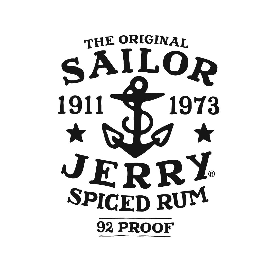 'Cause I'm married to a Sailor Jerry.