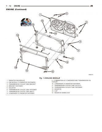 Manual de taller y reparacion chrysler sebring 2005-2006
