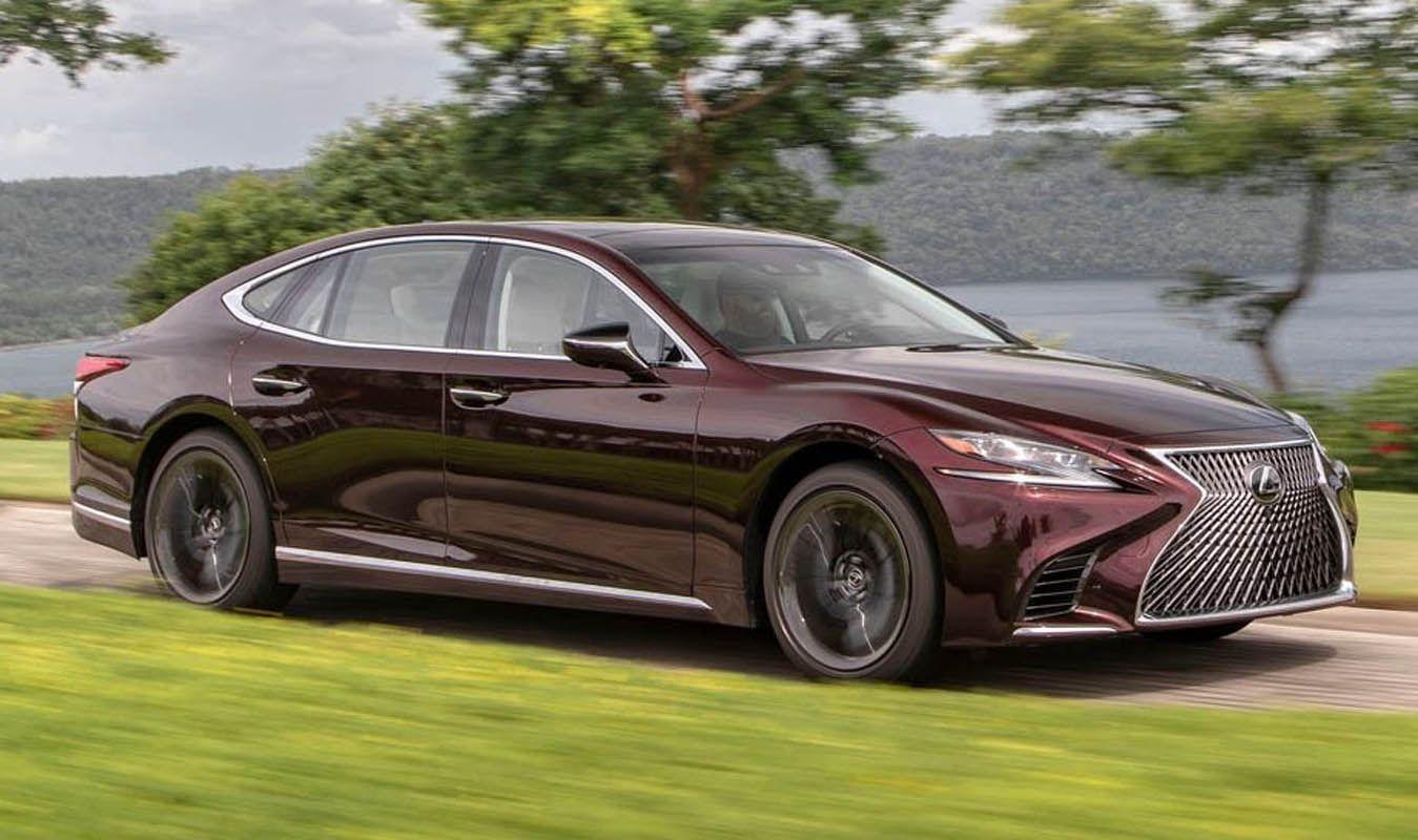 لكزس أل أس 500 انسبيرايشن 2020 الجديدة سيارة صالون فاخرة متميزة وأنيقة موقع ويلز Lexus Ls Lexus Self Driving