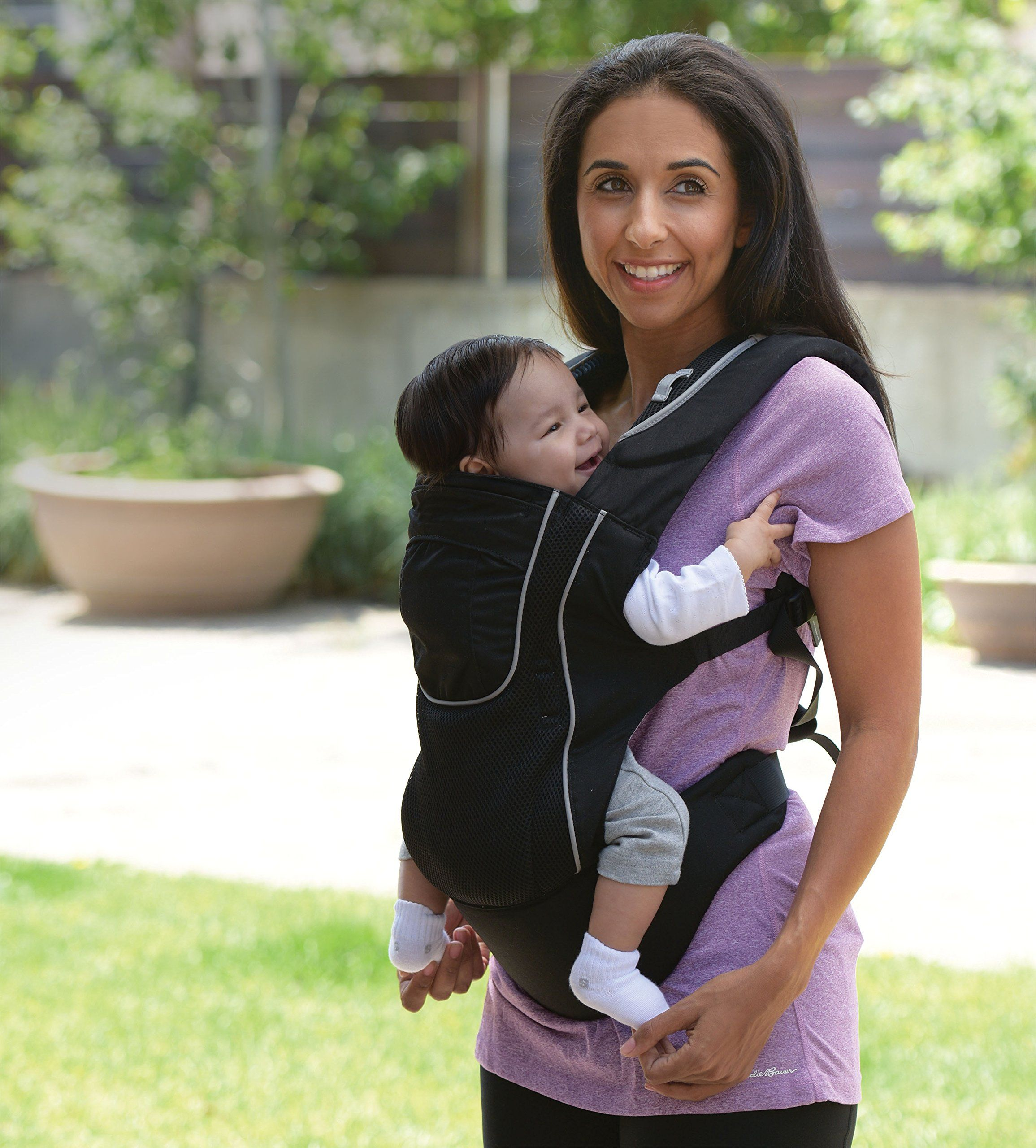 Eddie Bauer 3in1 Comfort Baby Carrier Black Read More At The