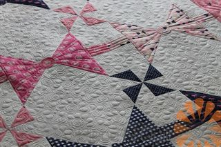 Bow ties for days custom machine quilting by natalia bonner piece bow ties for days custom machine quilting by natalia bonner piece n quilt ccuart Image collections
